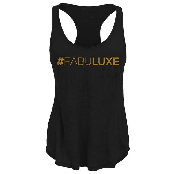 #FABULUXE Juniors Tank Top