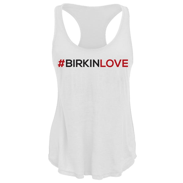 #BIRKINLOVE Juniors Tank Top