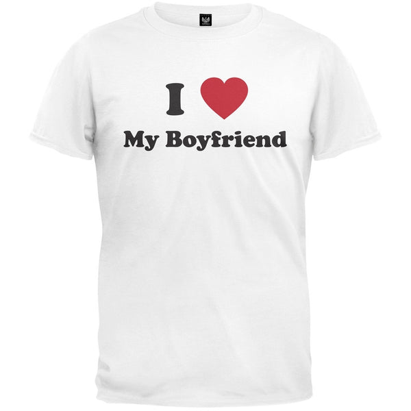 I Heart My Boyfriend T-Shirt