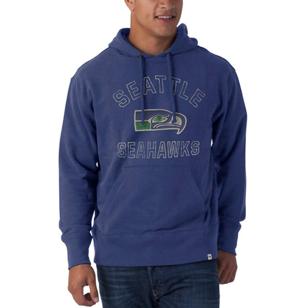 Seattle Seahawks - Striker Pullover Premium Hoodie