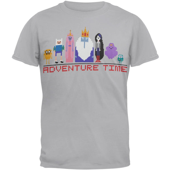 Adventure Time - Pixel Group T-Shirt