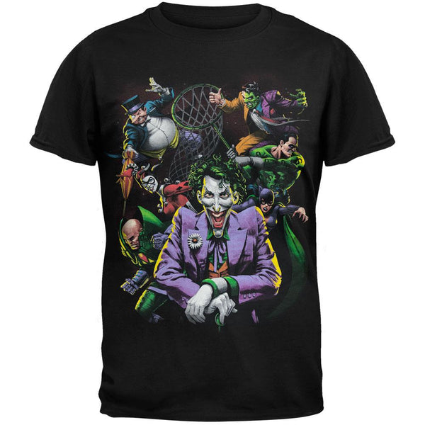DC Comics - Villians T-Shirt