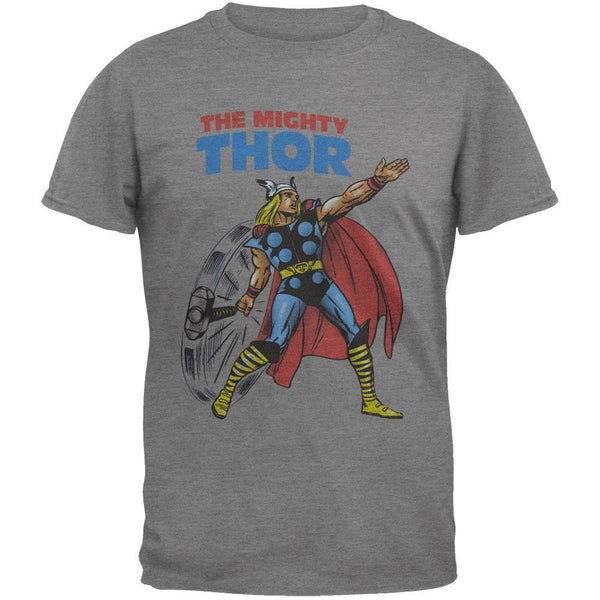Thor - Journey Into Mystery Tri-Blend Soft T-Shirt