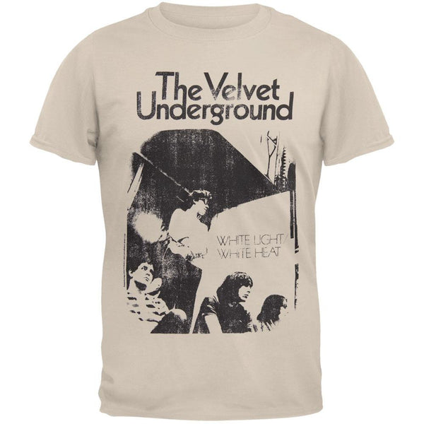 Velvet Underground - White Light White Heat Graphic Soft T-Shirt