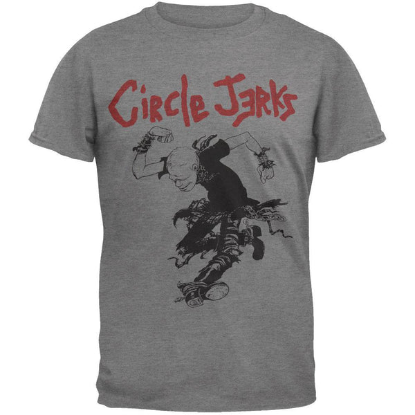Circle Jerks - Skank Man Tri-Blend Soft T-Shirt