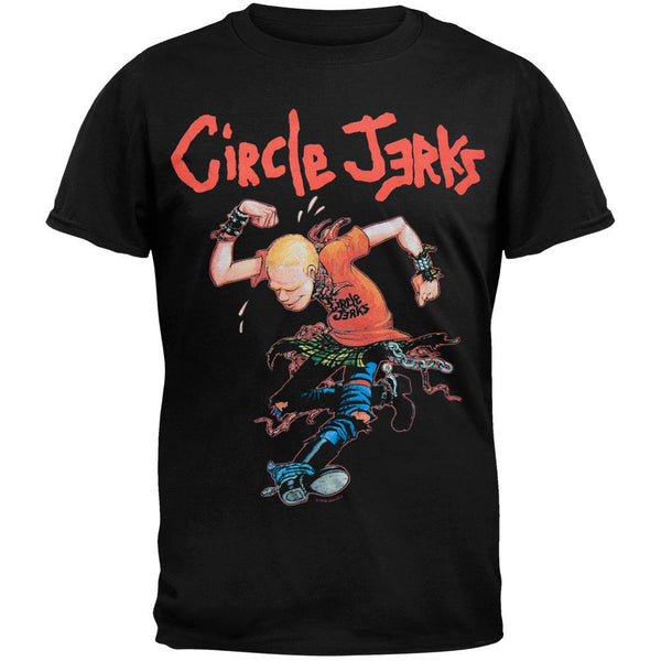 Circle Jerks - Skank Man T-Shirt