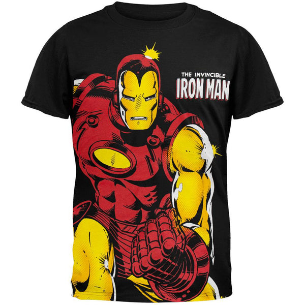Iron Man - Invincible Subway T-Shirt