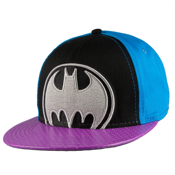 Batman - Large Logo Snapback Cap