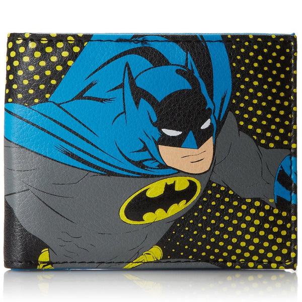 Batman - Action Pose Bi-Fold Wallet