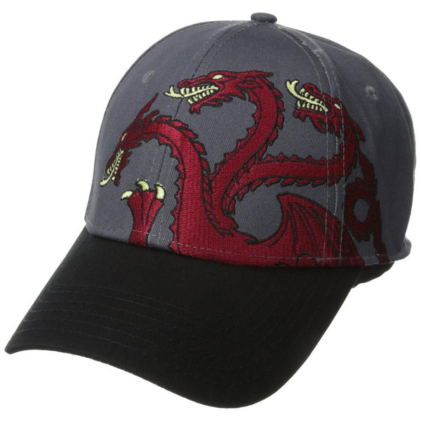 Game of Thrones - House of Targaryen Adjustable Baseball Cap