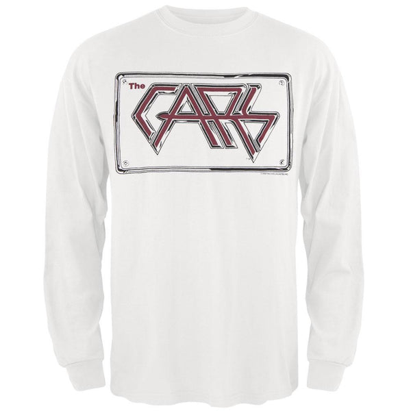 The Cars - Logo Long Sleeve T-Shirt