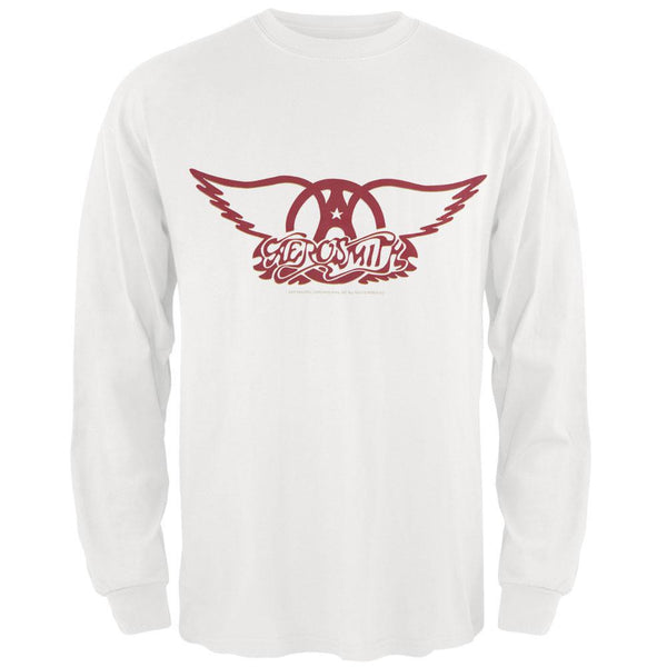 Aerosmith - Wings Logo Long Sleeve T-Shirt