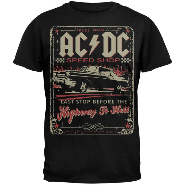 AC/DC - Speed Shop T-Shirt