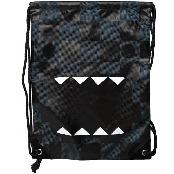 Domo - Face Checkered Backsack