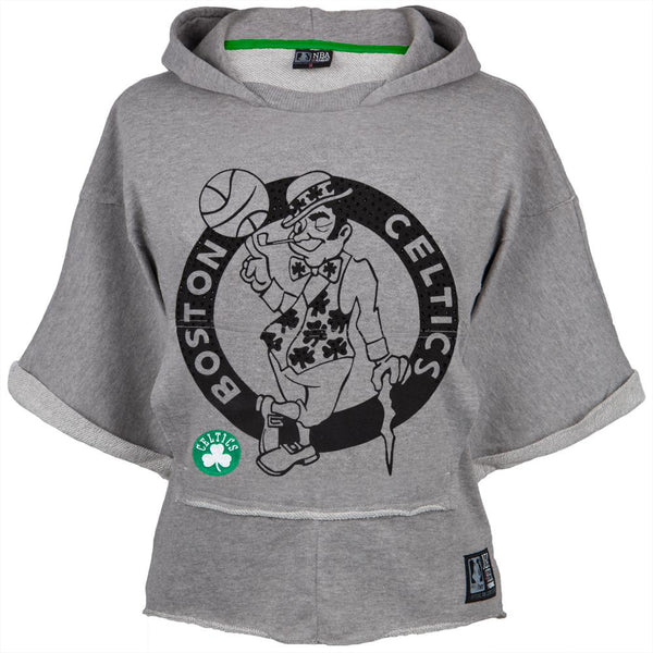 Boston Celtics - McNasty Bat Wing Juniors Hoodie