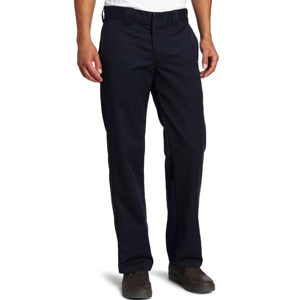 Dickies - 873 Dark Navy Slim Fit Straight Leg Work Pant
