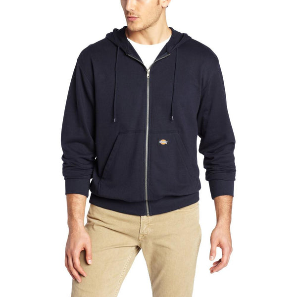 Dickies - 368 Dark Navy Lightweight Zip Hoodie