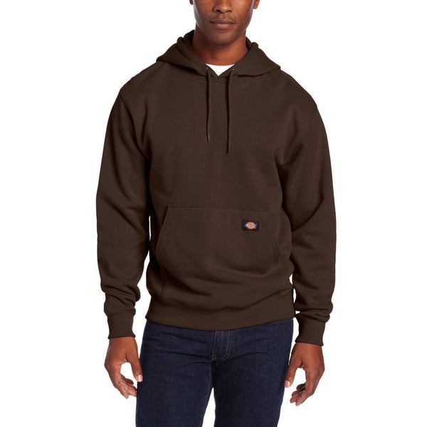 Dickies - 392 Chocolate Brown Midweight Pullover Hoodie