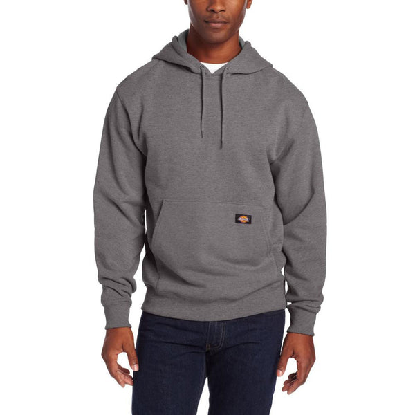 Dickies - 392 Dark Heather Midweight Pullover Hoodie