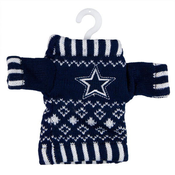Dallas Cowboys - Knit Sweater Ornament