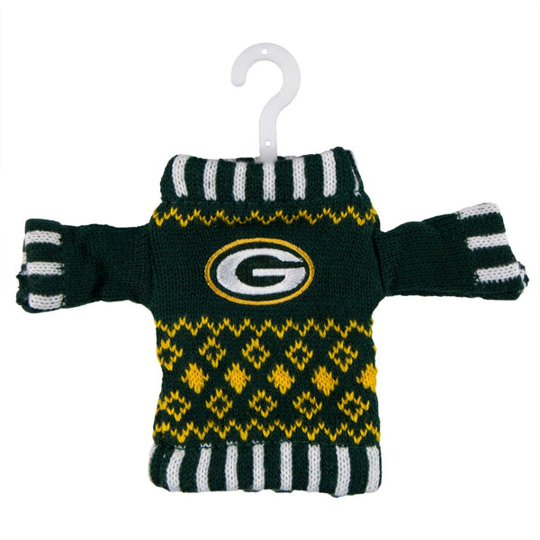 Green Bay Packers - Knit Sweater Ornament