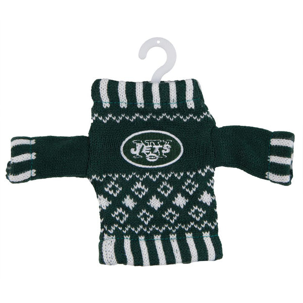 New York Jets - Knit Sweater Ornament