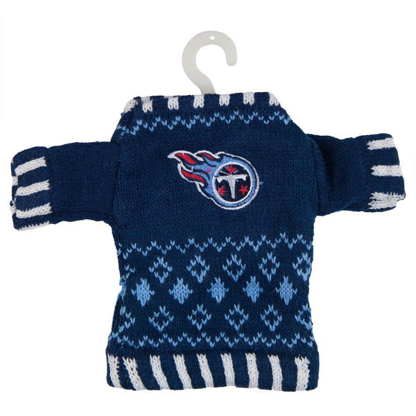 Tennessee Titans - Knit Sweater Ornament