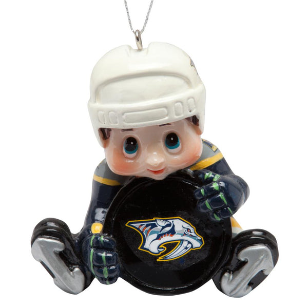 Nashville Predators - Lil Player Ornament
