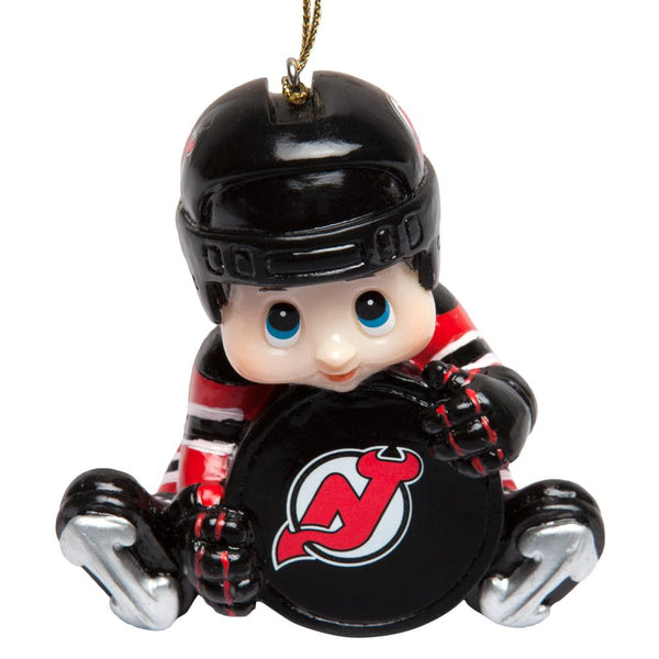 New Jersey Devils - Lil Player Ornament