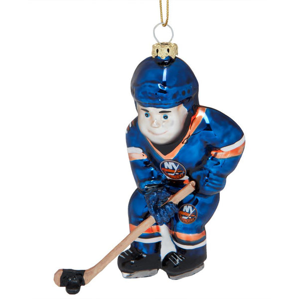 New York Islanders - Hockey Player Ornament