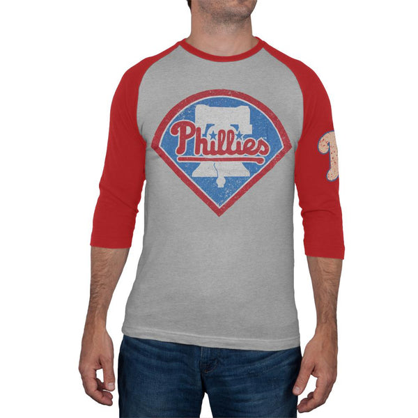 Philadelphia Phillies - Logo Alliance Raglan