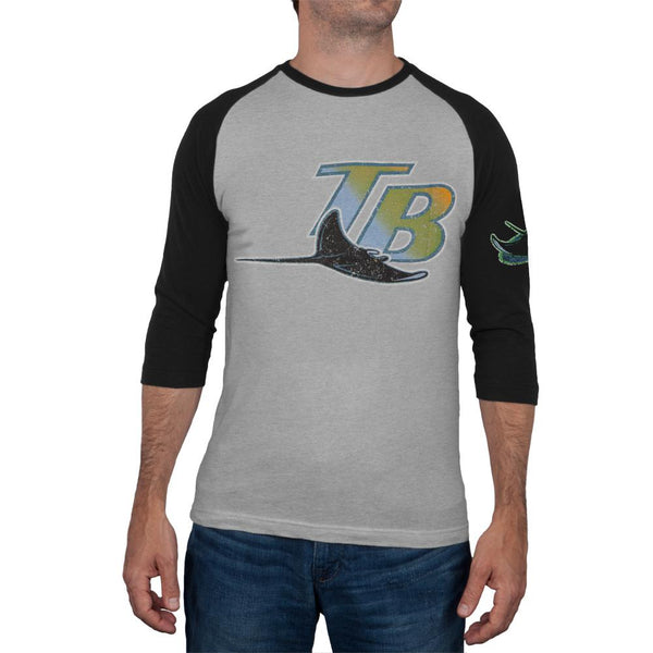 Tampa Bay Rays - Logo Alliance Raglan
