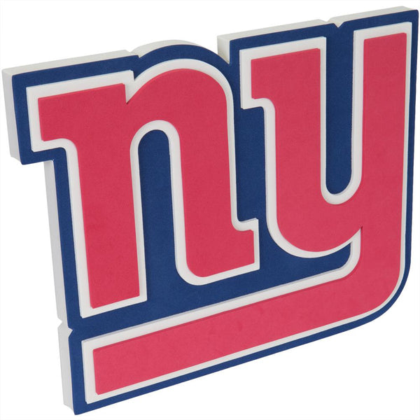 New York Giants - Logo 3D Foam Hand And Wall Sign