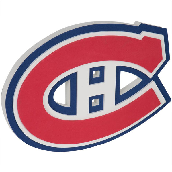 Montreal Canadiens - Logo 3D Foam Hand And Wall Sign