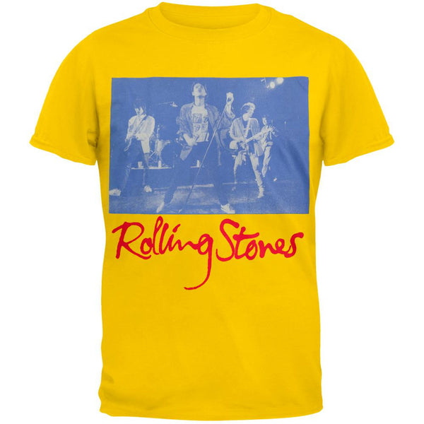 Rolling Stones - Black and Blue Live T-Shirt