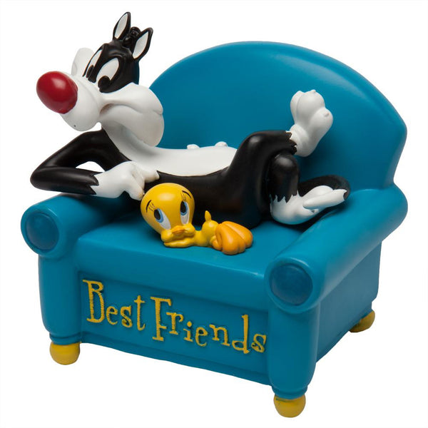 Looney Tunes - Best Friends Musical Figurine