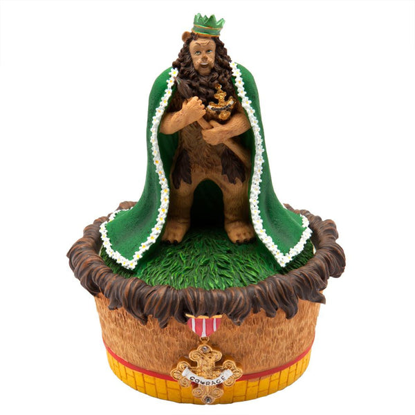 Wizard Of Oz - Cowardly Lion Trinket Box
