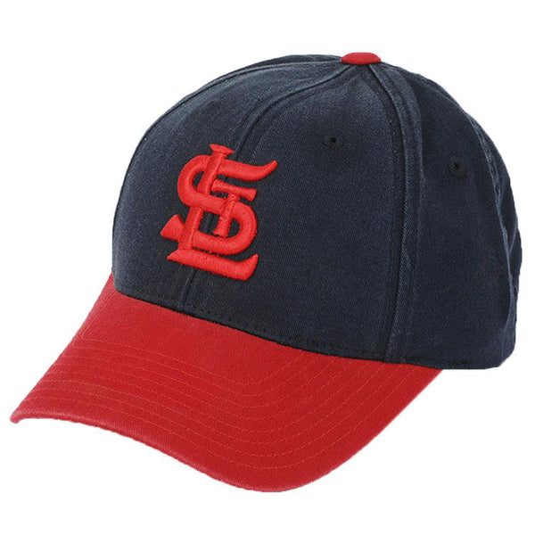St. Louis Cardinals - '43 Logo Pastime Replica Adjustable Baseball Cap