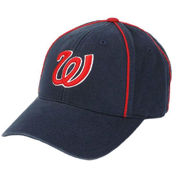 Washington Senators - '63 Logo Pastime Replica Adjustable Baseball Cap