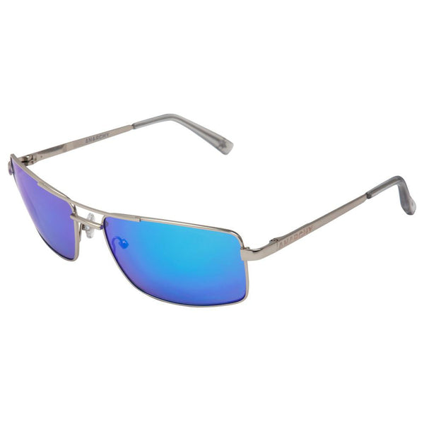 Anarchy Eyewear - Darkside Silver Metal Frame Sunglasses