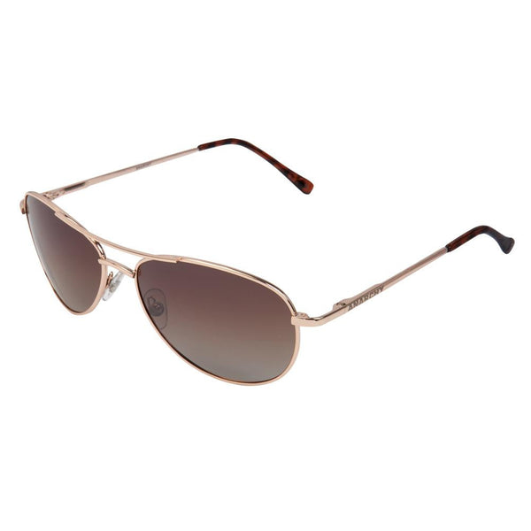 Anarchy Eyewear - OTB Brown Aviator Sunglasses