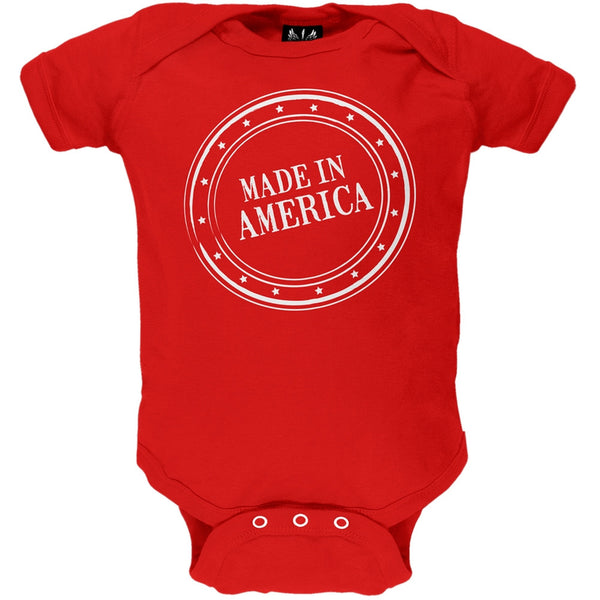 Made in America Baby One Piece