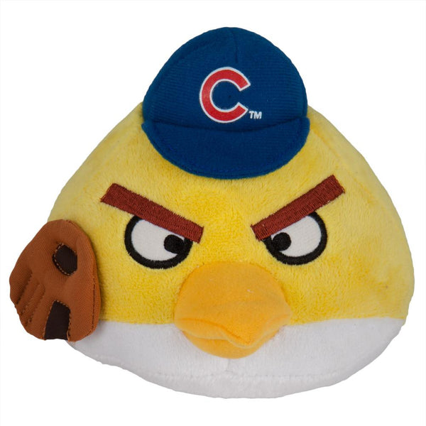Angry Birds - Chicago Cubs Yellow Bird Plush