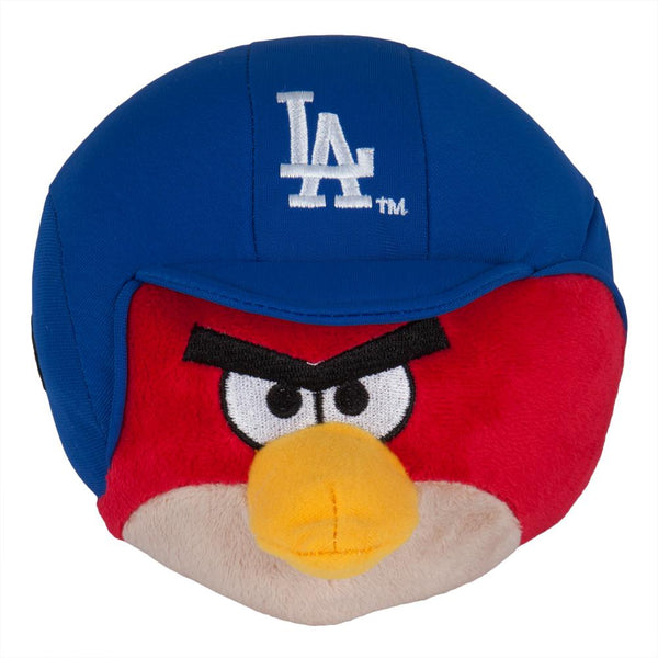 Angry Birds - Los Angeles Dodgers Red Bird Plush