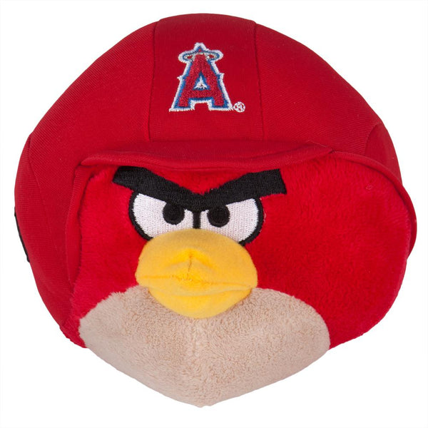 Angry Birds - Los Angeles Angels Red Bird Plush