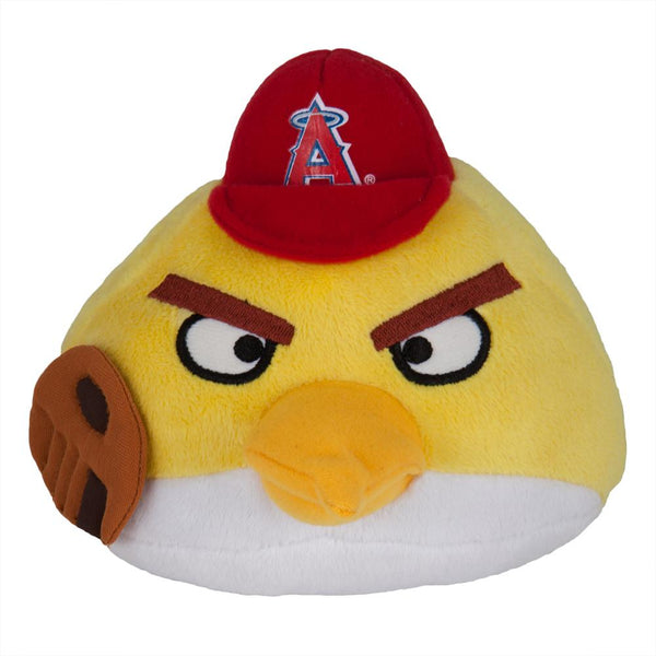 Angry Birds - Los Angeles Angels Yellow Bird Plush