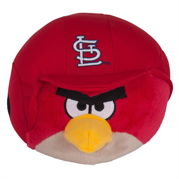 Angry Birds - St. Louis Cardinals Red Bird Plush