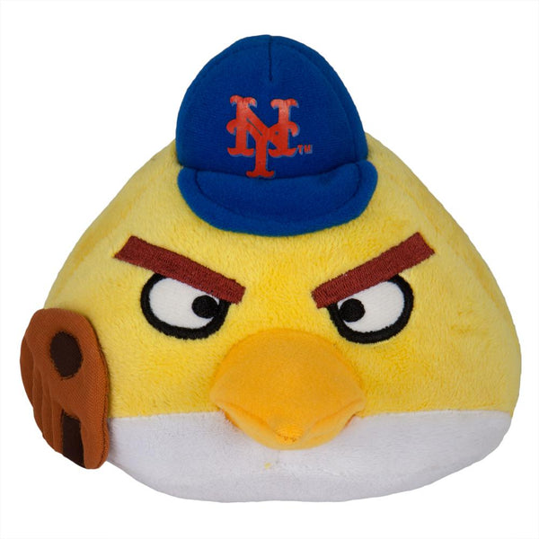 Angry Birds - New York Mets Yellow Bird Plush
