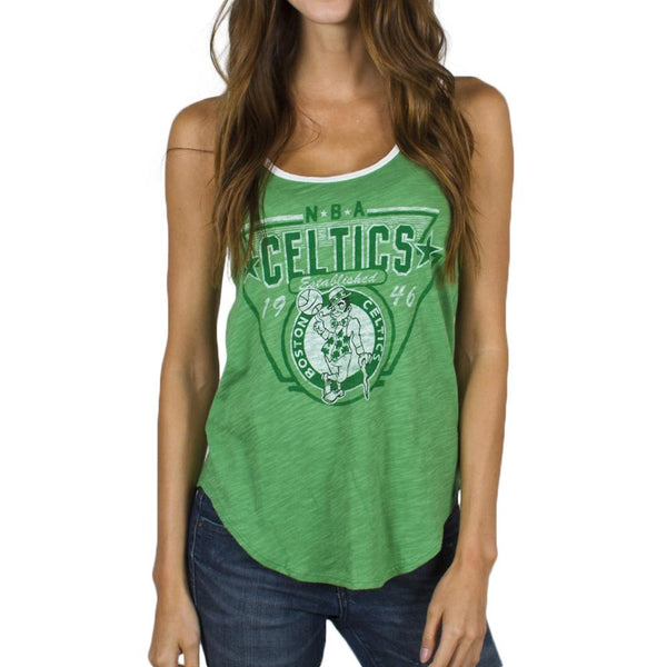 Boston Celtics - Tip-Off Juniors Tank Top