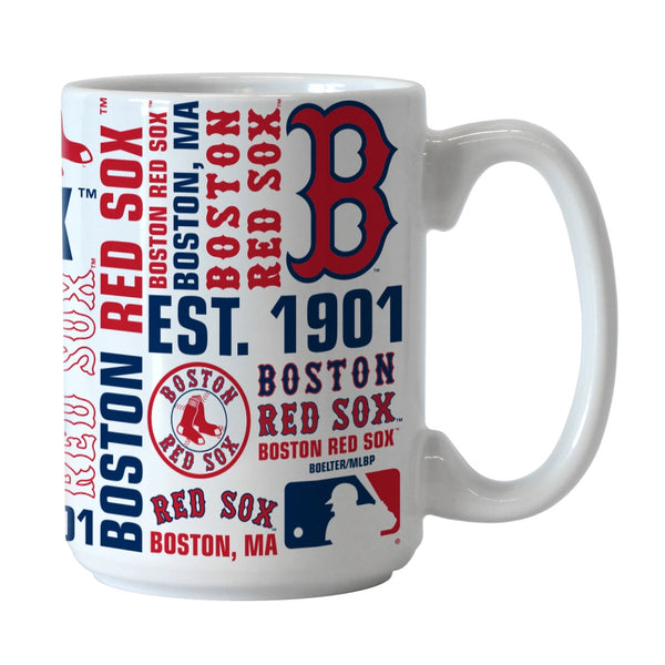 Boston Red Sox - Logo Spirit Mug